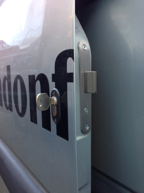 Renault Master | Deadlocks | 1998 - 2009