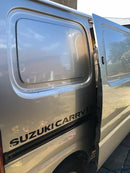 Suzuki Carry van deadlocks
