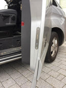 Transit Custom drivers door deadlock