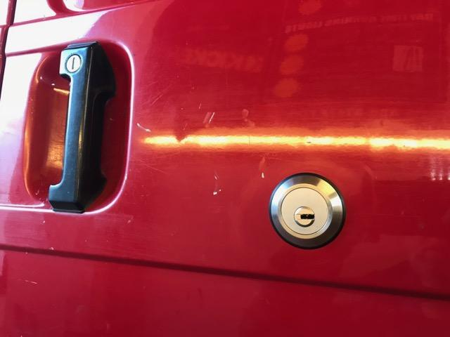 VW Transporter T4 sliding door slamlock