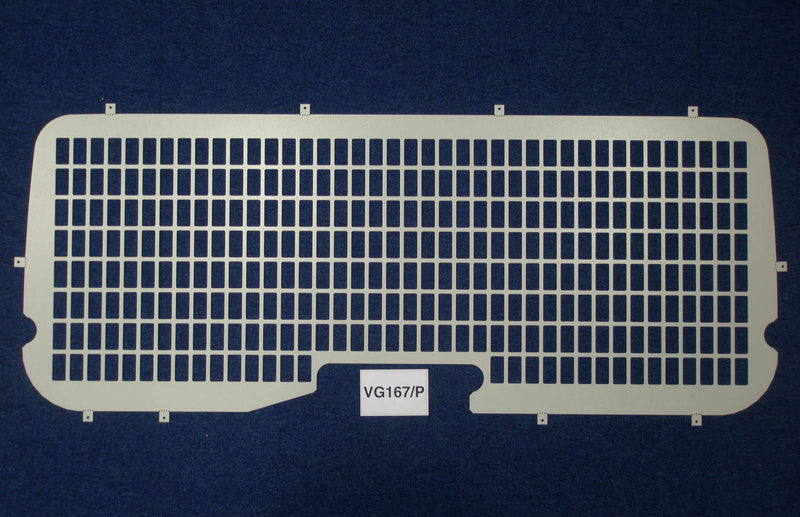 Ford Transit | Tailgate Window Grille