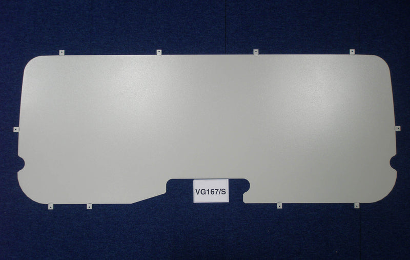 Ford Transit 2000-2014 Tailgate Window Grilles & Blanks
