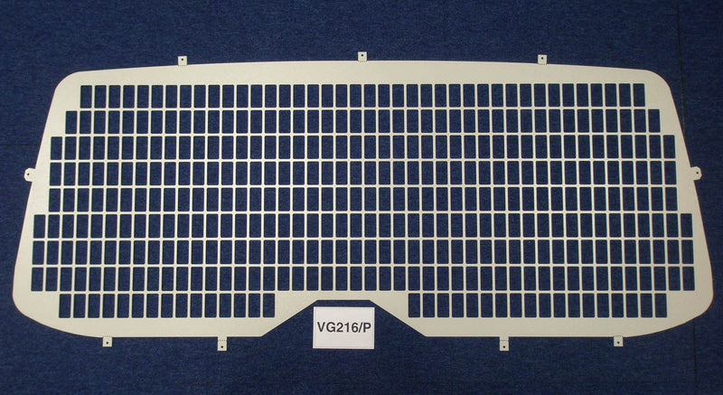 VW T5 | Tailgate Window Grilles