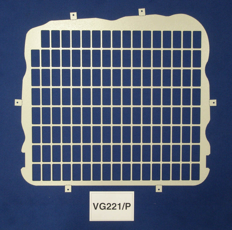 Mercedes Vito 2004 - 2015 Rear Window Grilles & Blanks