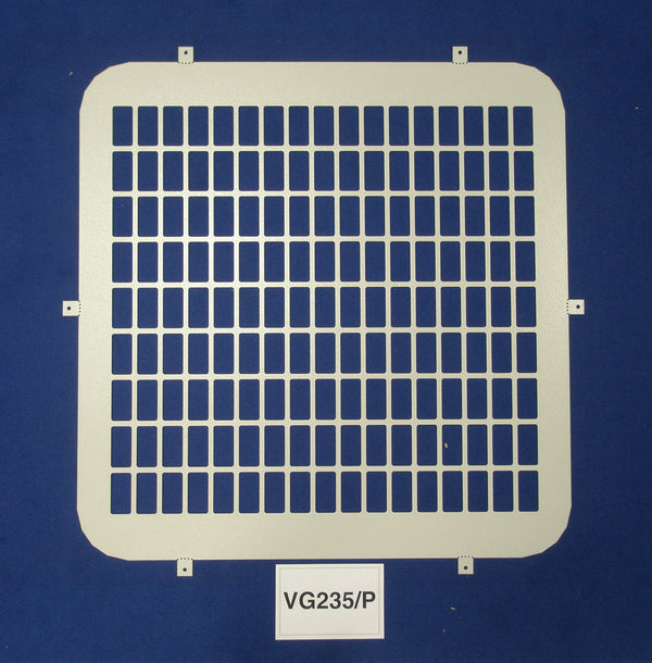 Ford Transit | Side Window Grilles