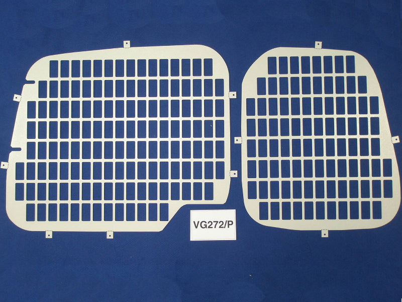Citroen Berlingo 2008 - 2017 Rear Window Grilles & Blanks