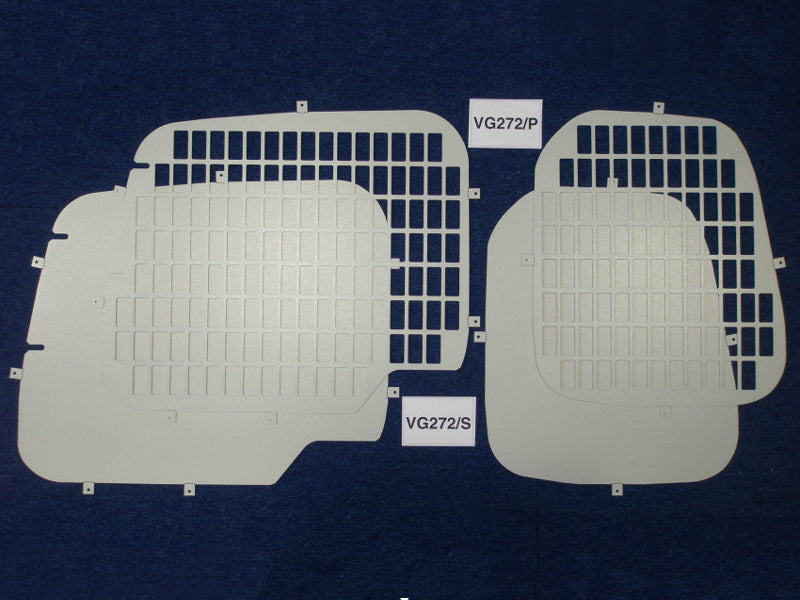 Citroen Berlingo | Window Grilles | Window Blanks