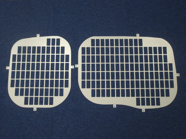 Nissan NV250 window Grilles