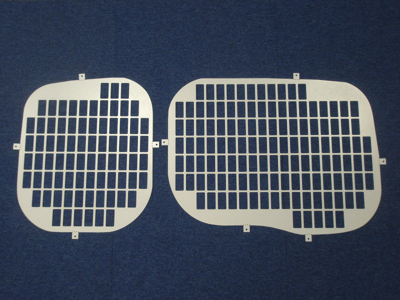 Renault Kangoo 2009 - Current Rear Window Grilles & Blanks