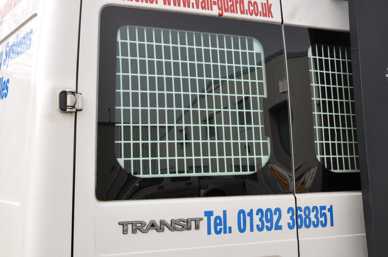 Citroen Berlingo First Rear Window Grilles & Blanks