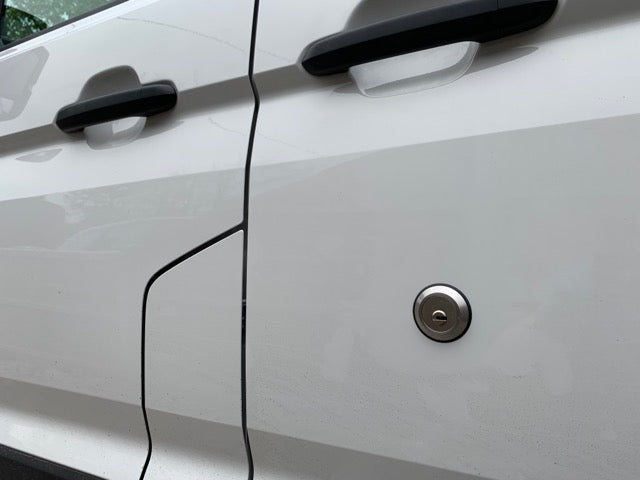 New VW Crafter 2017 sliding door slamlock