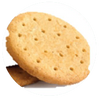 1 piece of Digestive biscuit contains 1 teaspoon of sugar