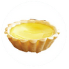 1 piece of Egg Tart contains 3.5 teaspoons of sugar