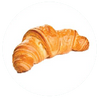 1 piece of Croissant contains 1.5 teaspoons of sugar