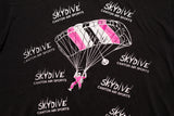 80s-90s Skydive Canton Air Sports T-Shirt, L, Vintage Tee, Skydiving, Skydiver