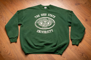 80s-90s The Ohio State University Occupational Therapy Sweatshirt, L, Vintage, OSU