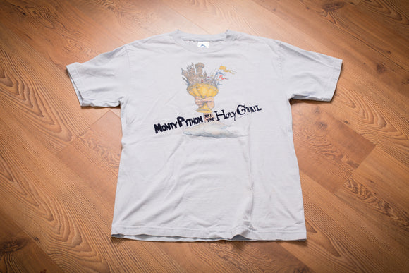 90s-Y2K Monty Python and the Holy Grail Movie T-Shirt