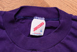 vintage t-shirt tag, jerzees brand, 90s
