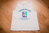 90s Sherwin-Williams Running Team Tank Top, L, Vintage Tanktop, Painting