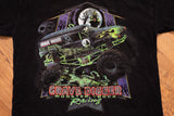 Y2K Grave Digger Monster Truck Racing T-Shirt, Youth, Vintage Tee, Jam
