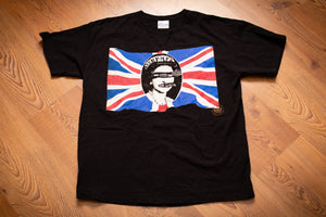 2002 SexPistols God Save the Queen T-Shirt, L, Silver Jubilee Graphic Tee