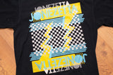 Y2K Jonezetta Band T-Shirt, S, Rock Graphic Tee, Tooth and Nail Records