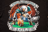 90s-00s Philadelphia Eagles T-Shirt, XL/XXL, Vintage NFL Football Bird Tee