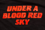 80s U2 Under A Blood Red Sky T-Shirt, S/M, Vintage 1983, Rock Band Tee, Bono