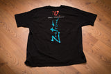 90s U2 Zoo TV Tour T-Shirt, Vintage Rock Band Concert