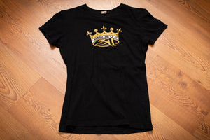 2008 311 Band Logo T-Shirt, Women's M/L, 08 New Orleans Crown