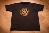 80s-90s T-Force Safilo Sunglasses Logo T-Shirt, XL, Vintage Tee