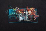 2005 BlizzCon T-Shirt, XL, World of Warcraft, StarCraft, Diablo, Gamer Tee, WoW