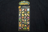 2005 World of Warcraft How Big Is Your Sack T-Shirt, XL, WoW Backpack Tee