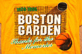 90s Boston Garden 1928-1995 T-Shirt, XS/S, Vintage Tee, Celtics, Bruins