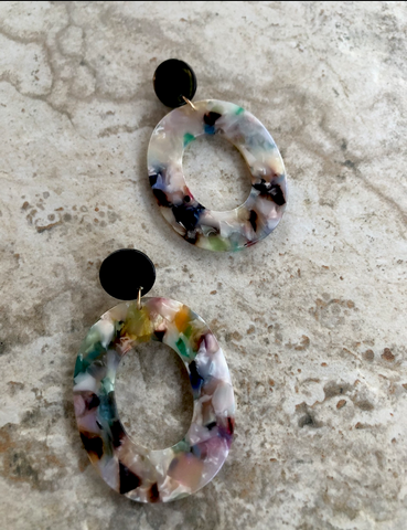 """Arco"" earrings"