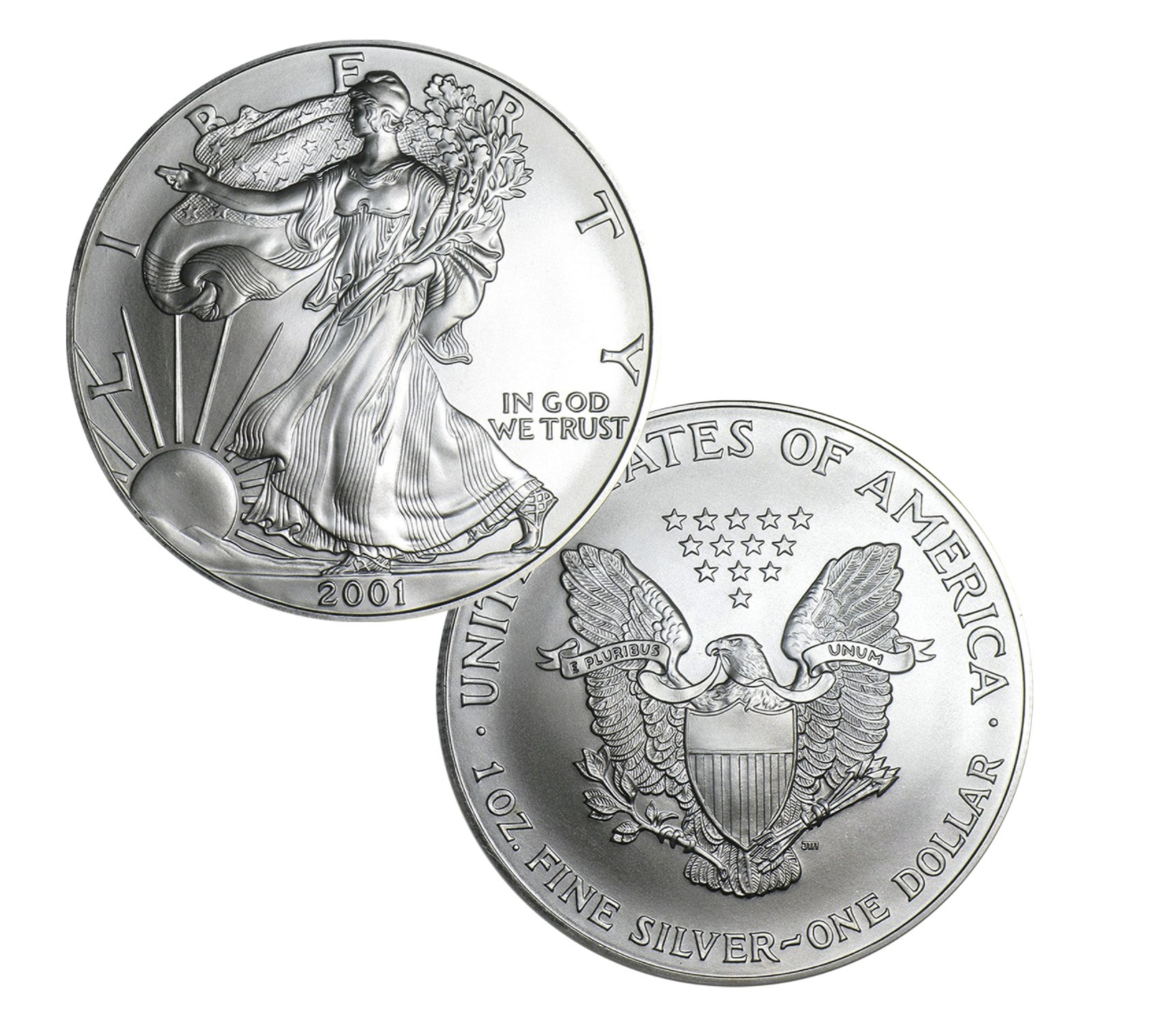 ✈️BUY 5 FREE SHIPPING✈️--1887 American Silver Eagle