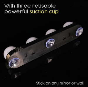 Portable Vanity Mirror Light Bulbs