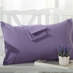 Load image into Gallery viewer, ❄️Cool Sleep in Summer-Simple plain cotton pillowcase