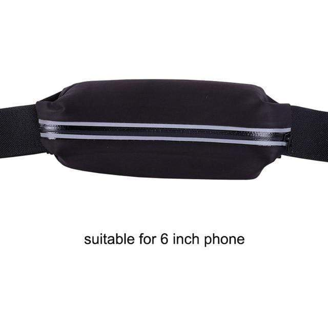 Running Waist Belt Black 06 19831918-black-06