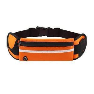 Running Waist Belt Orange 19831918-orange