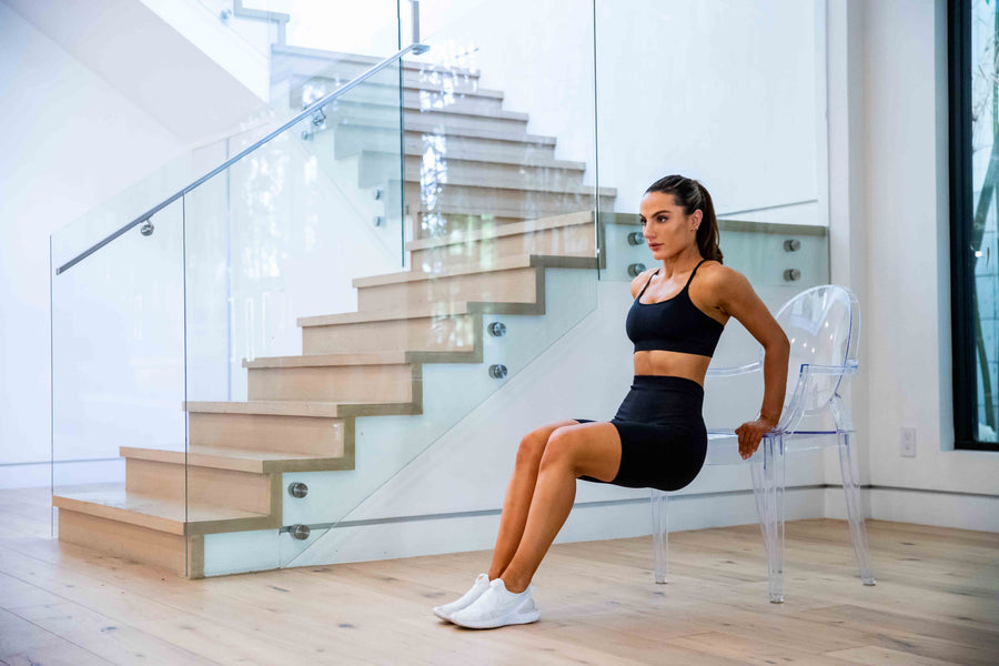 An 8-Week Workout Plan to Tone & Sculpt Your Body