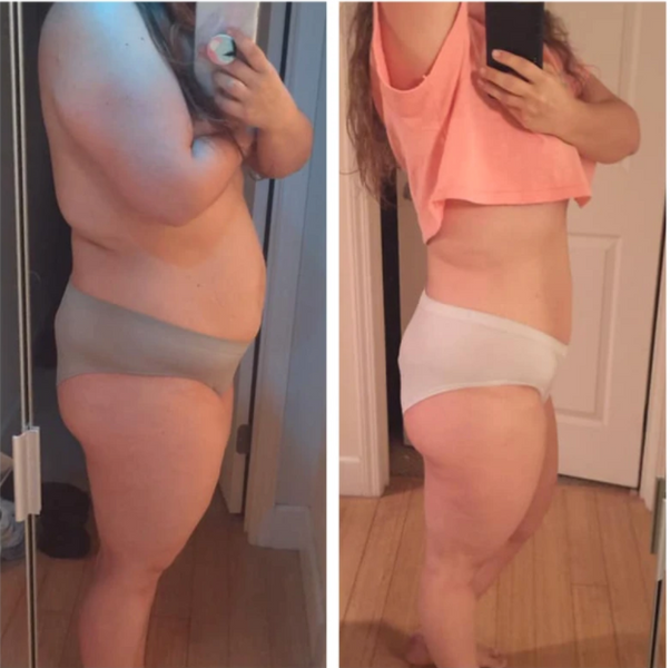 Tone & Sculpt Customer Review: Alisha