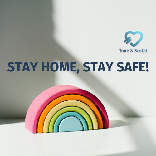 Stay At Home With Tone & Sculpt: Supporting The NHS During Covid-19