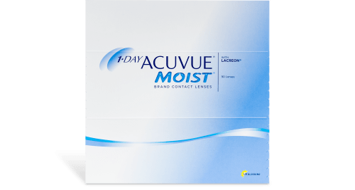 1-Day Acuvue Moist (Annual Supply of 8 Boxes)