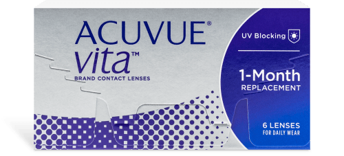 Acuvue Vita (Annual Supply of 4 Boxes)