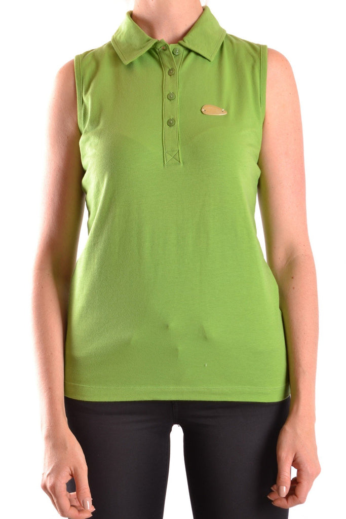 Emporio Armani 7 Polo Top Dames