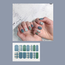 Load image into Gallery viewer, Gel Nail Stickers - Stripe