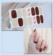 Load image into Gallery viewer, Gel Nail Stickers - Crack