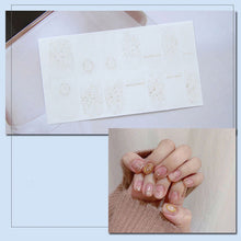 Load image into Gallery viewer, Gel Nail Polish Stickers - Finger Print