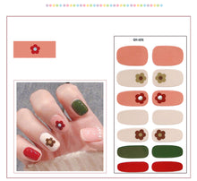 Load image into Gallery viewer, Gel Nail Polish Stickers-Solid Color Adhesive